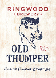 Ringwood Old Thumper | 5.1%