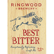 Ringwood Best Bitter 3.8%