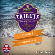 Tribute | St Austell  ABV 4.2%